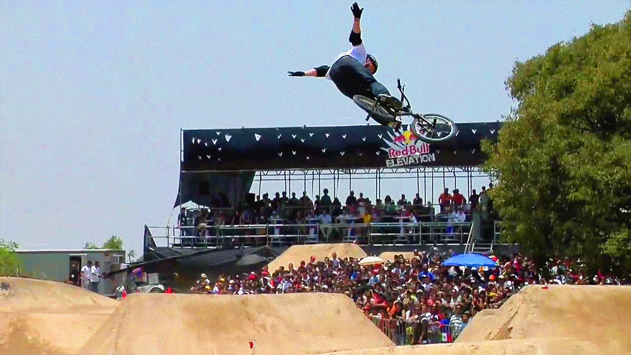 Red Bull Elevation Mexico 2008 Ryan Nyquist